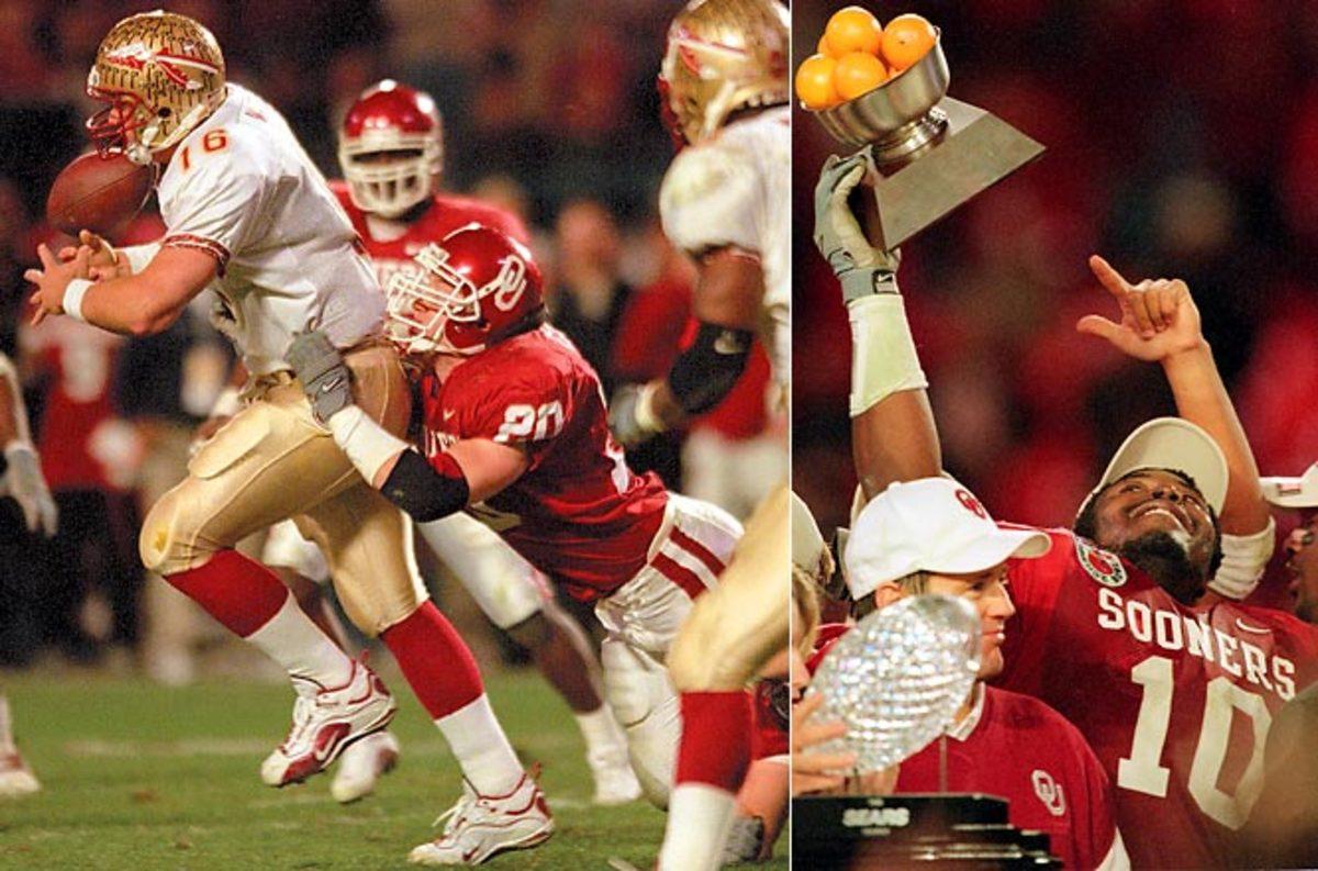 January 3, 2001: Orange Bowl