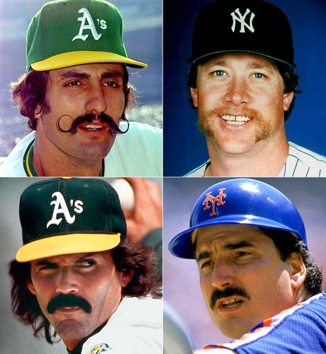 Quality mustaches