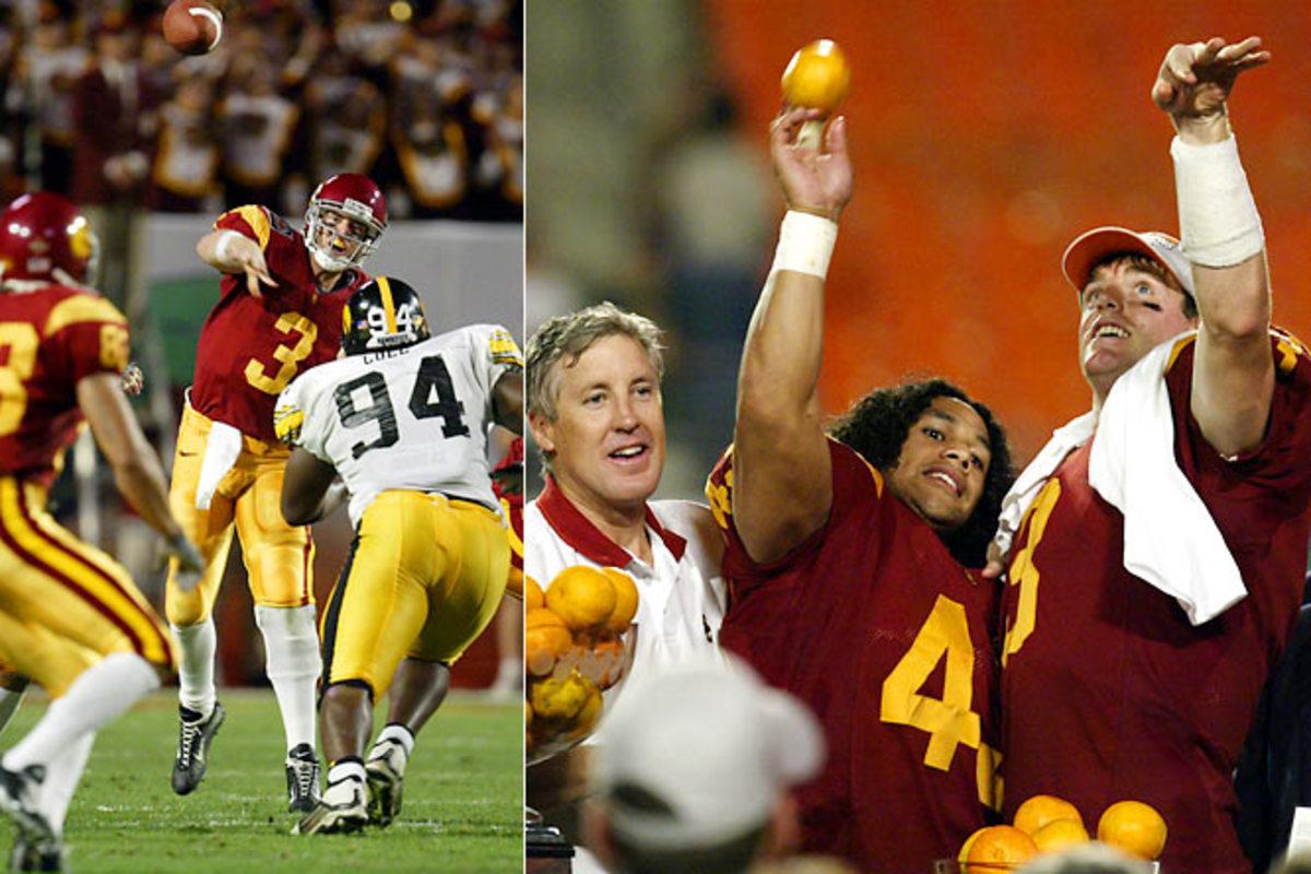 January 2, 2003: Orange Bowl
