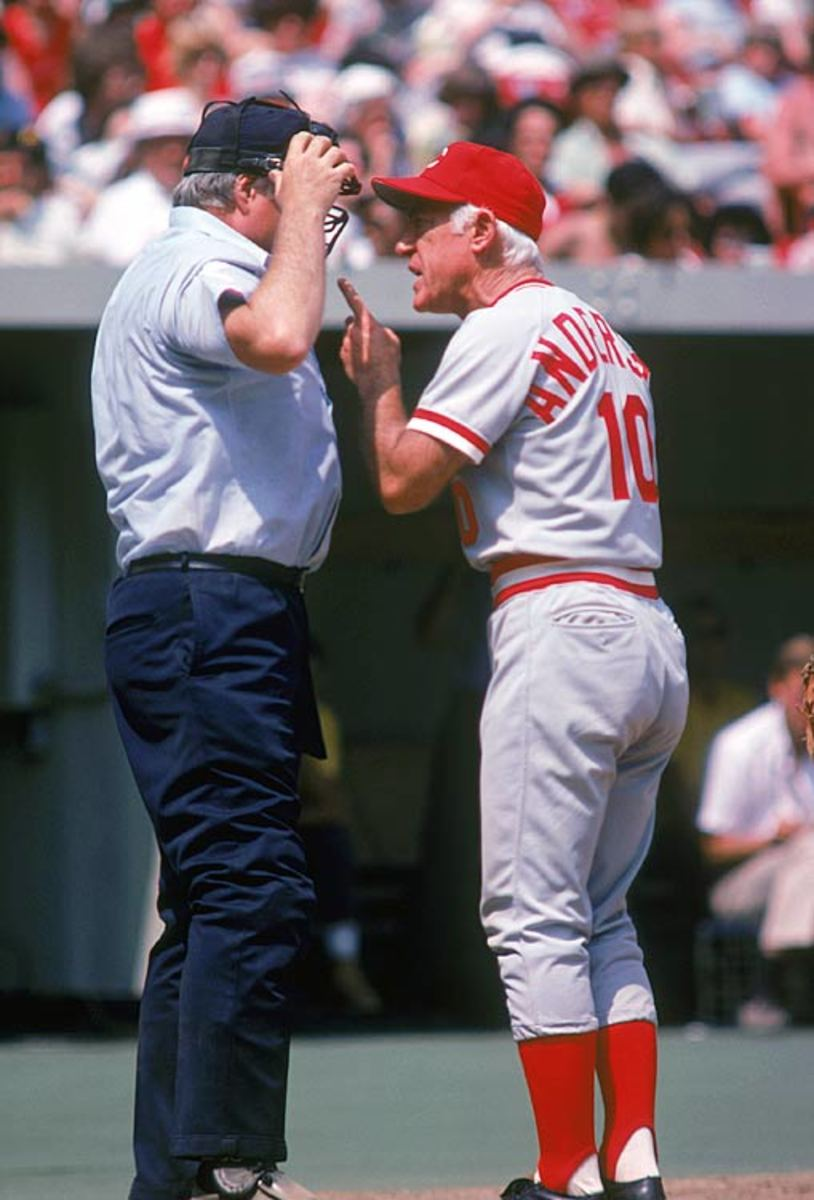 Sparky Anderson