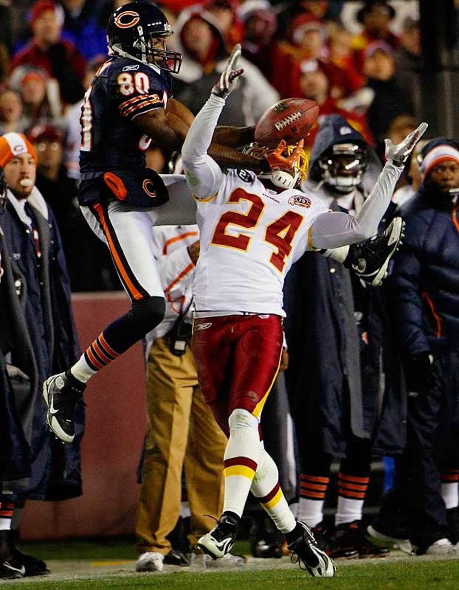 Redskins 24, Bears 16