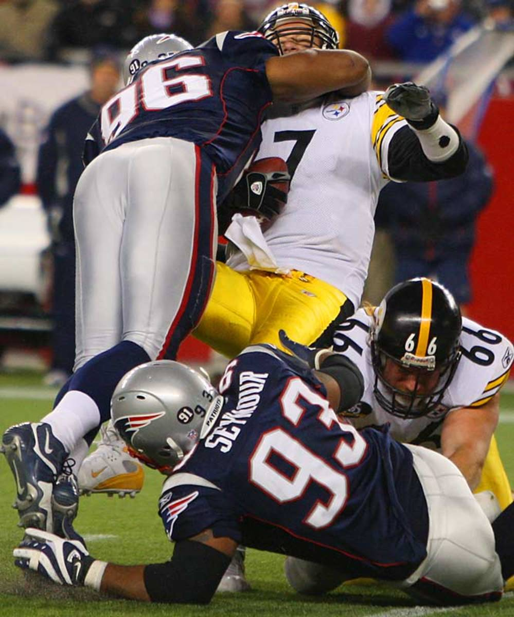 Patriots 34, Steelers 13