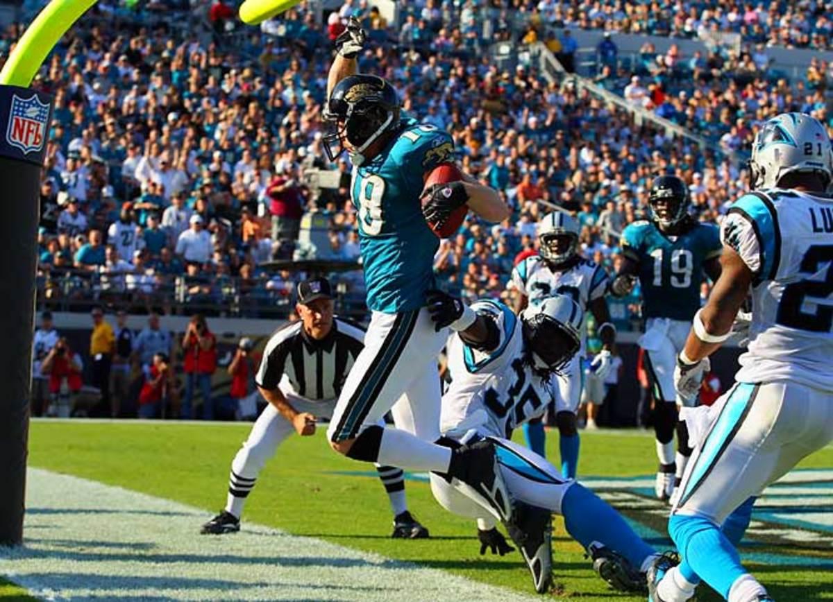 Jaguars 37, Panthers 6