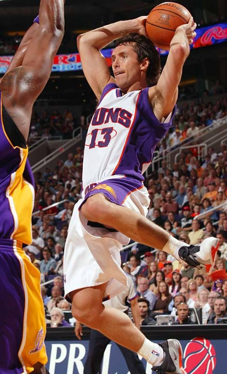 Steve Nash, Suns