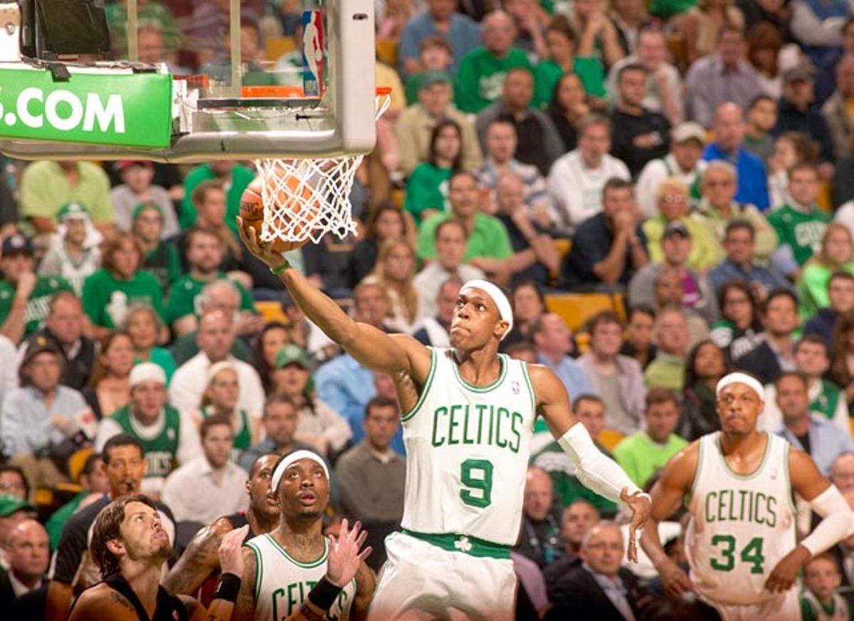 Rajon Rondo, Celtics