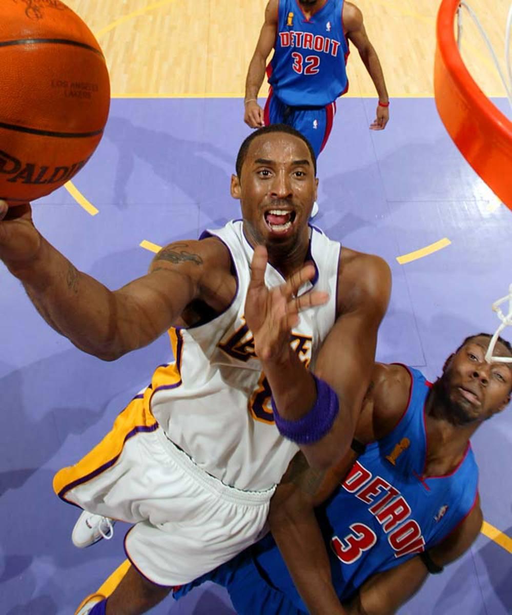 Kobe Bryant, Hornets