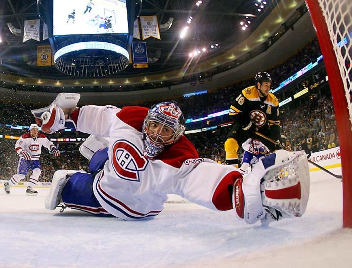 NHL Playoffs: First Round