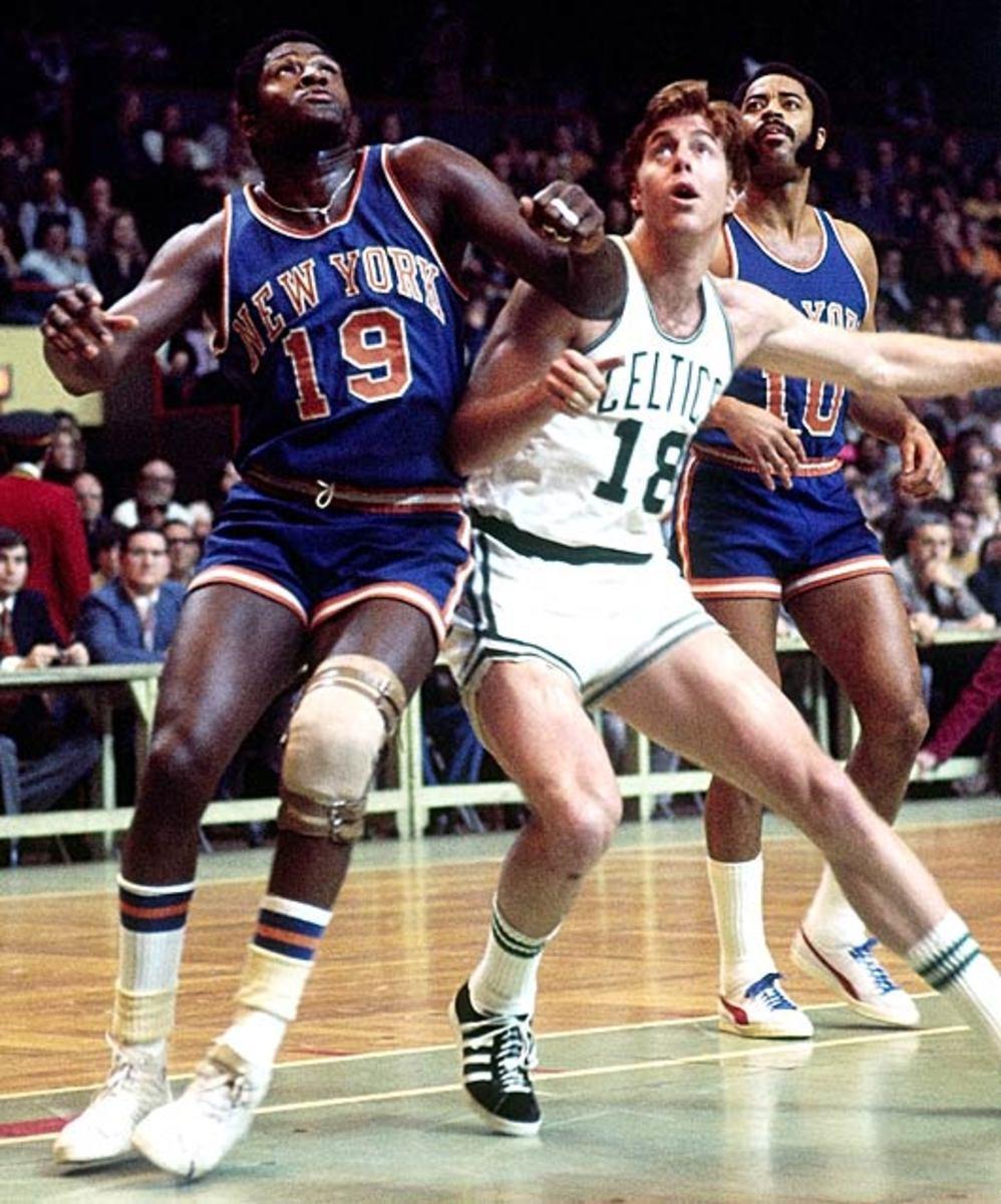 Willis Reed, Knicks
