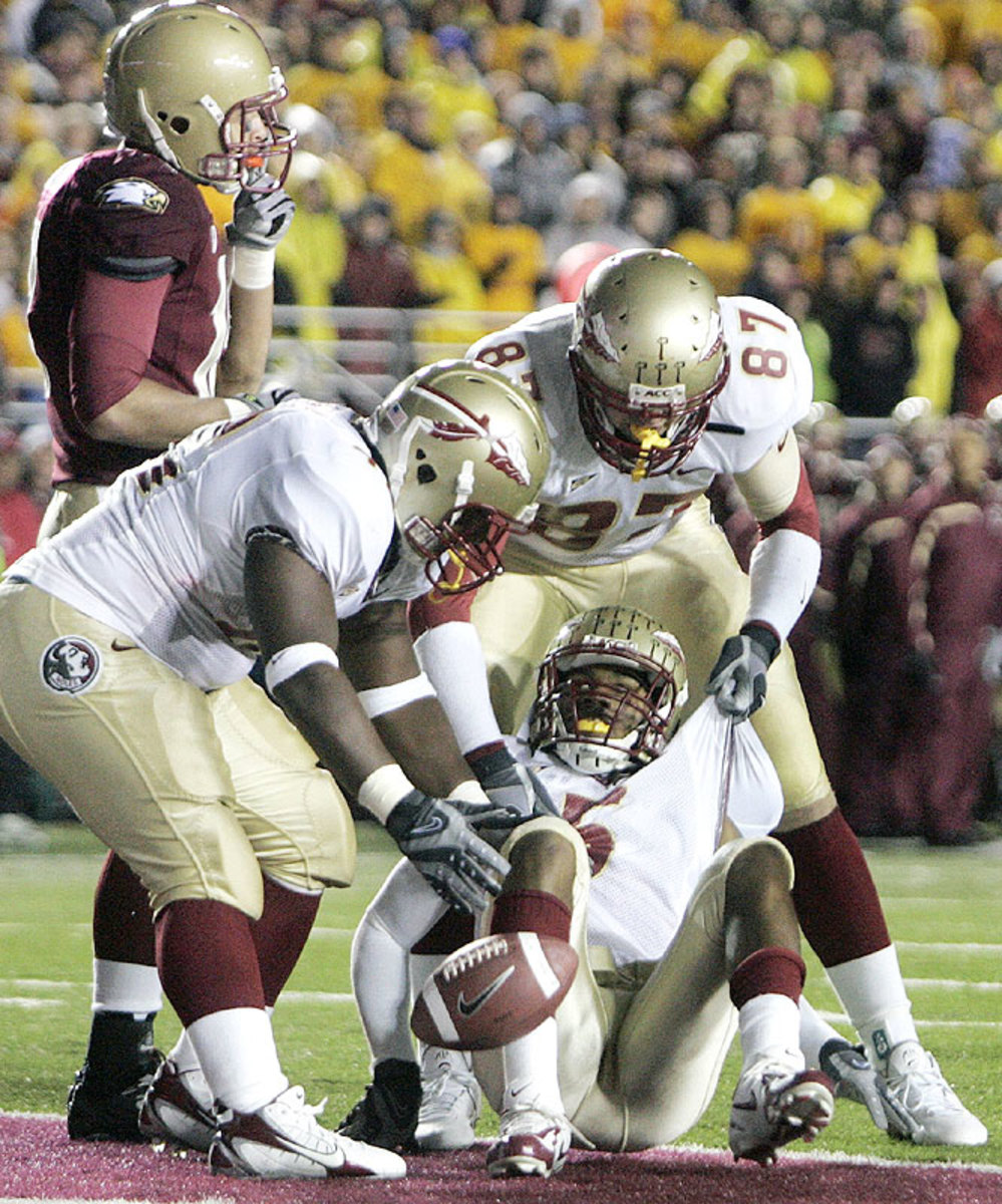 Florida State 27, No. 2 Boston College 17