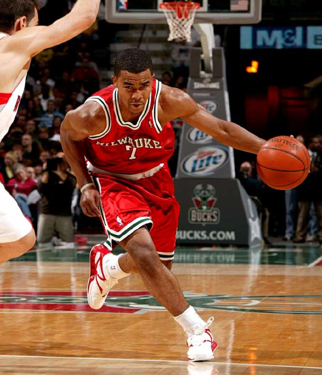 Ramon Sessions, Bucks