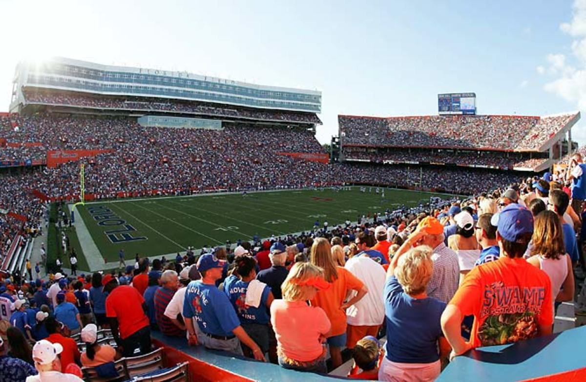 Florida Field/The Swamp