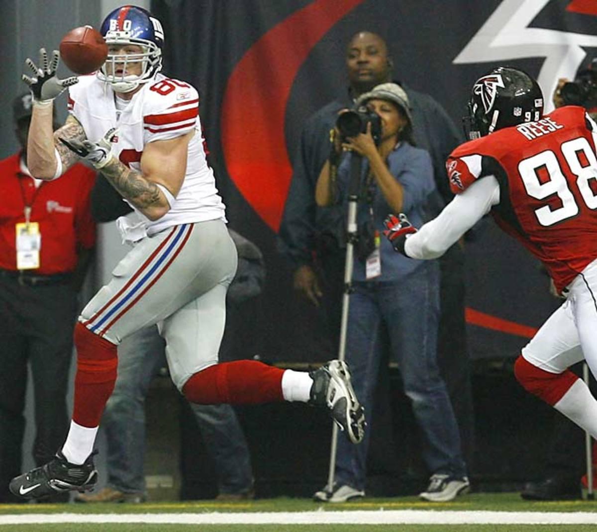 Giants 27, Falcons 14