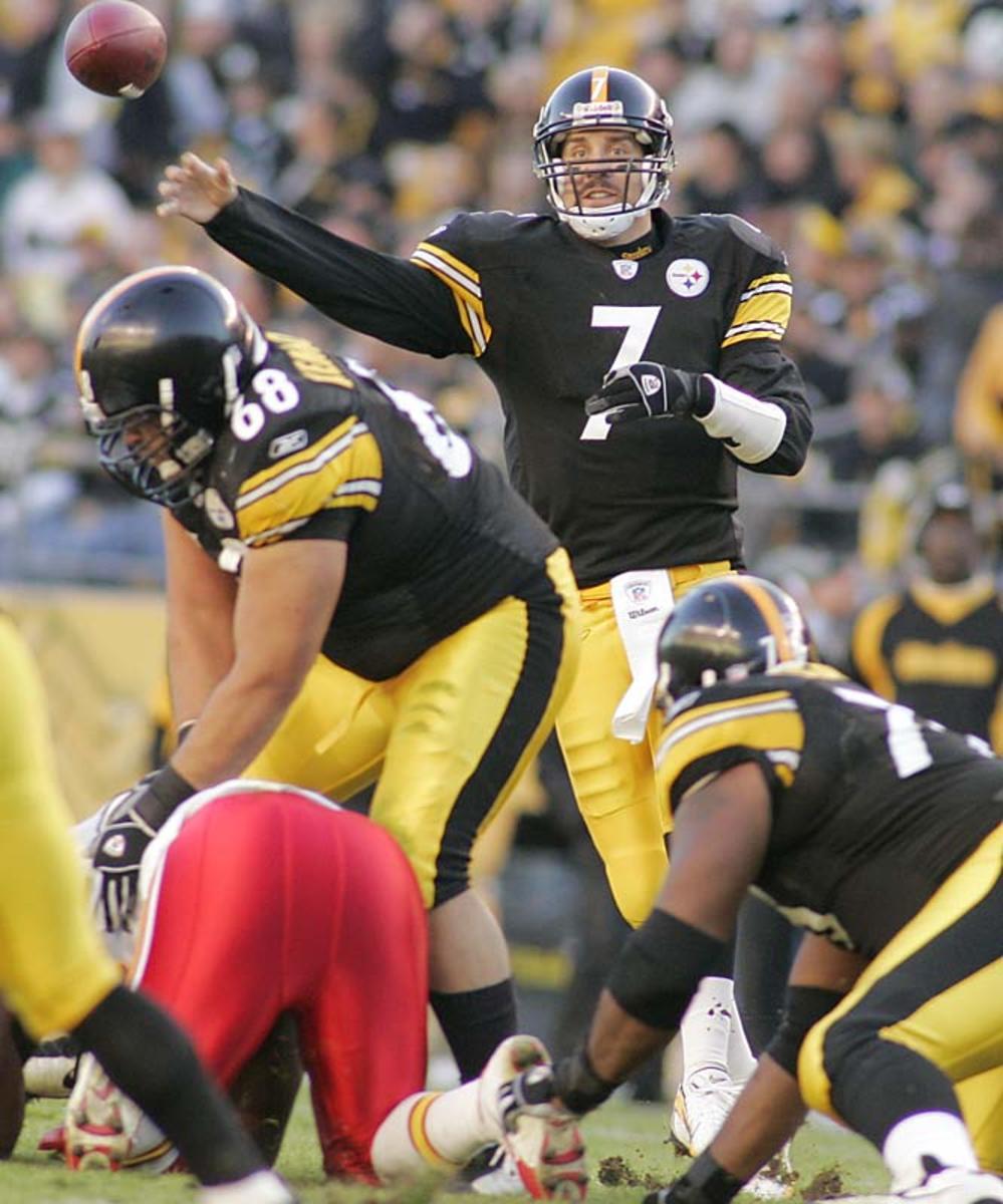Steelers 45, Chiefs 7