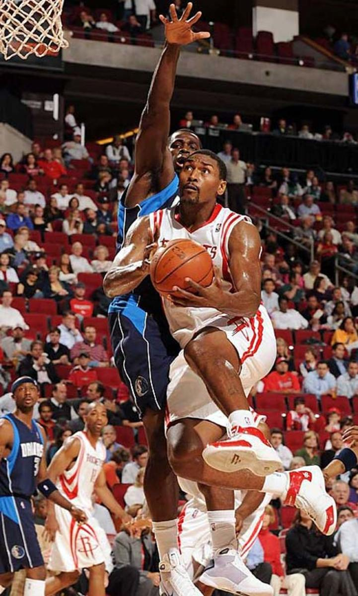 Ron Artest, Rockets