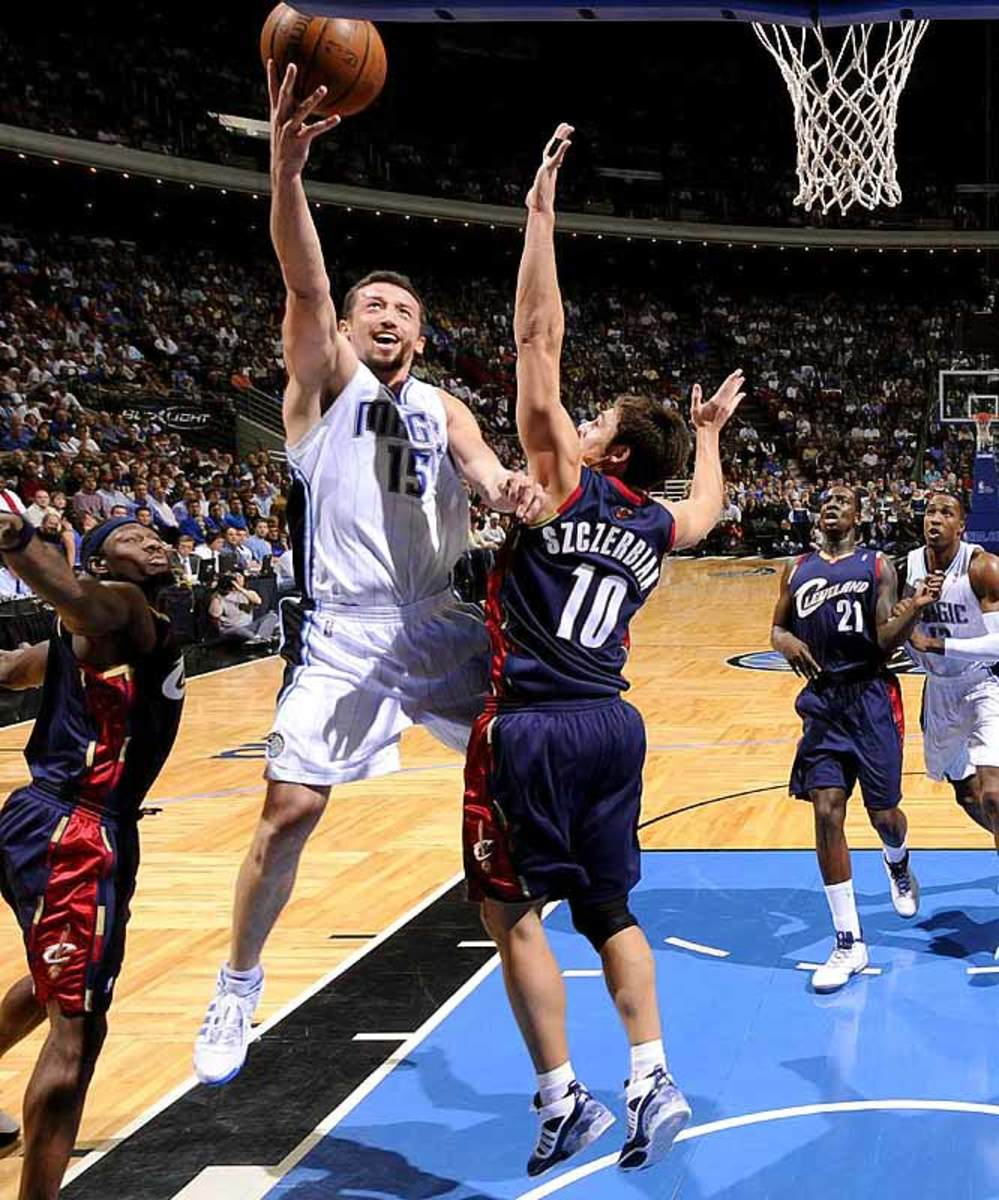 Hedo Turkoglu, Magic