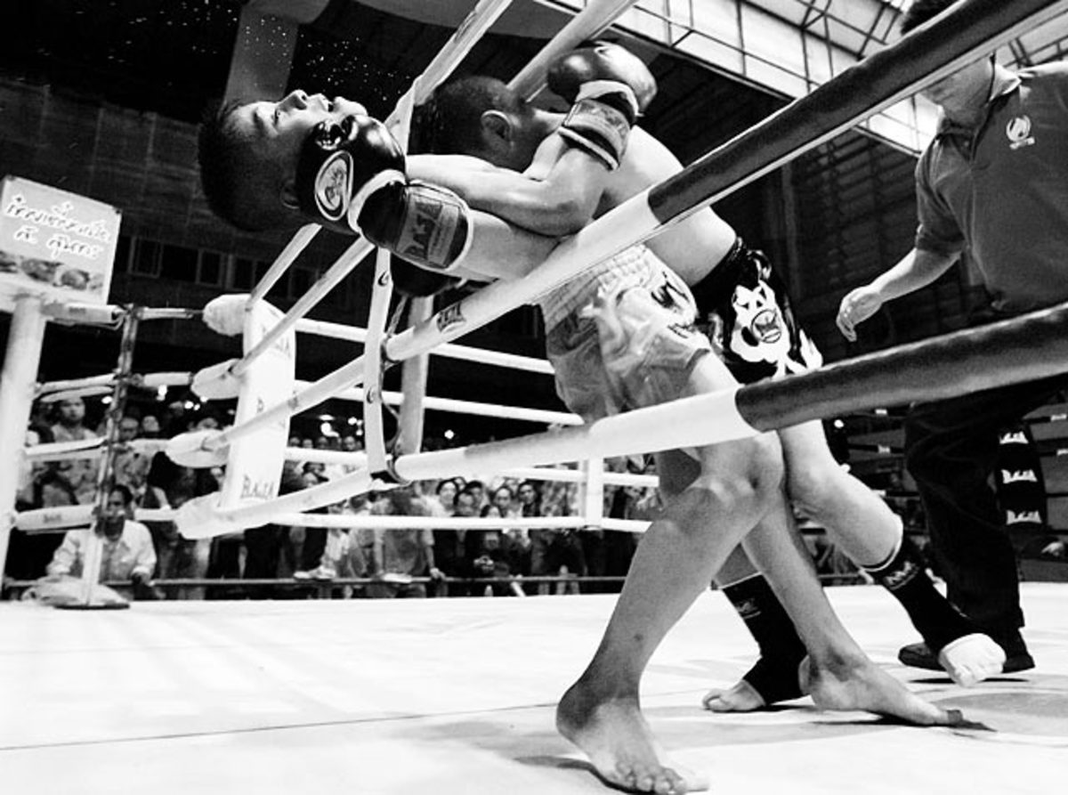 Thailand Boxing School for Kids