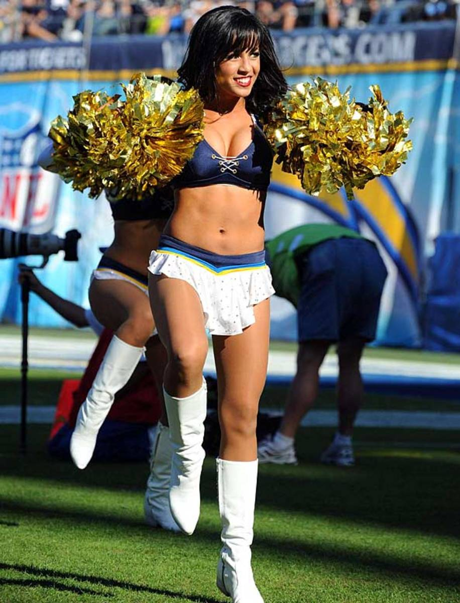 San Diego Charger Girls