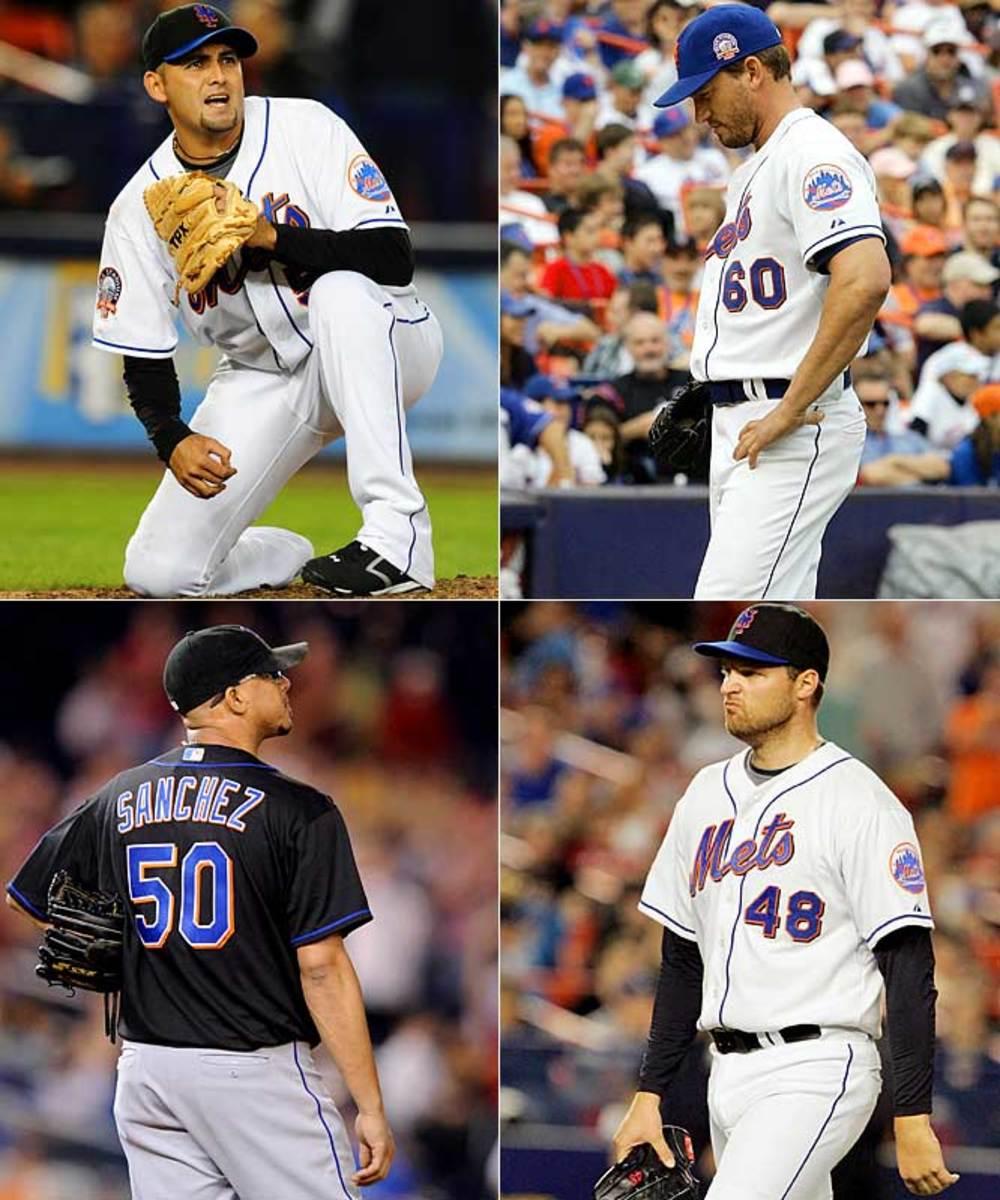 The Mets' bullpen