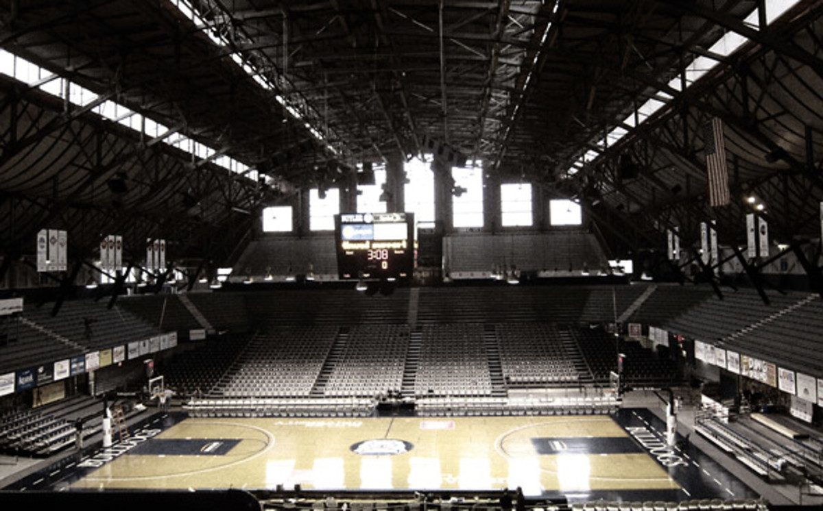 Hinkle Fieldhouse Court
