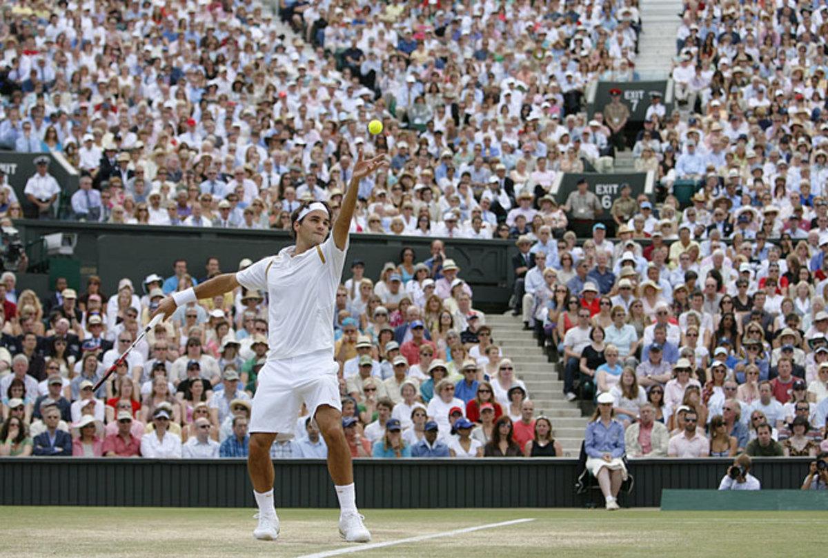 Week 179, '07 Wimbledon Championships   July 2, 2007