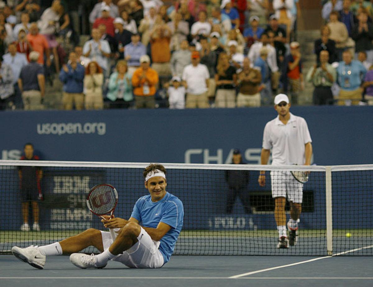 Week 136, '06 U.S. Open   Sept. 4, 2006