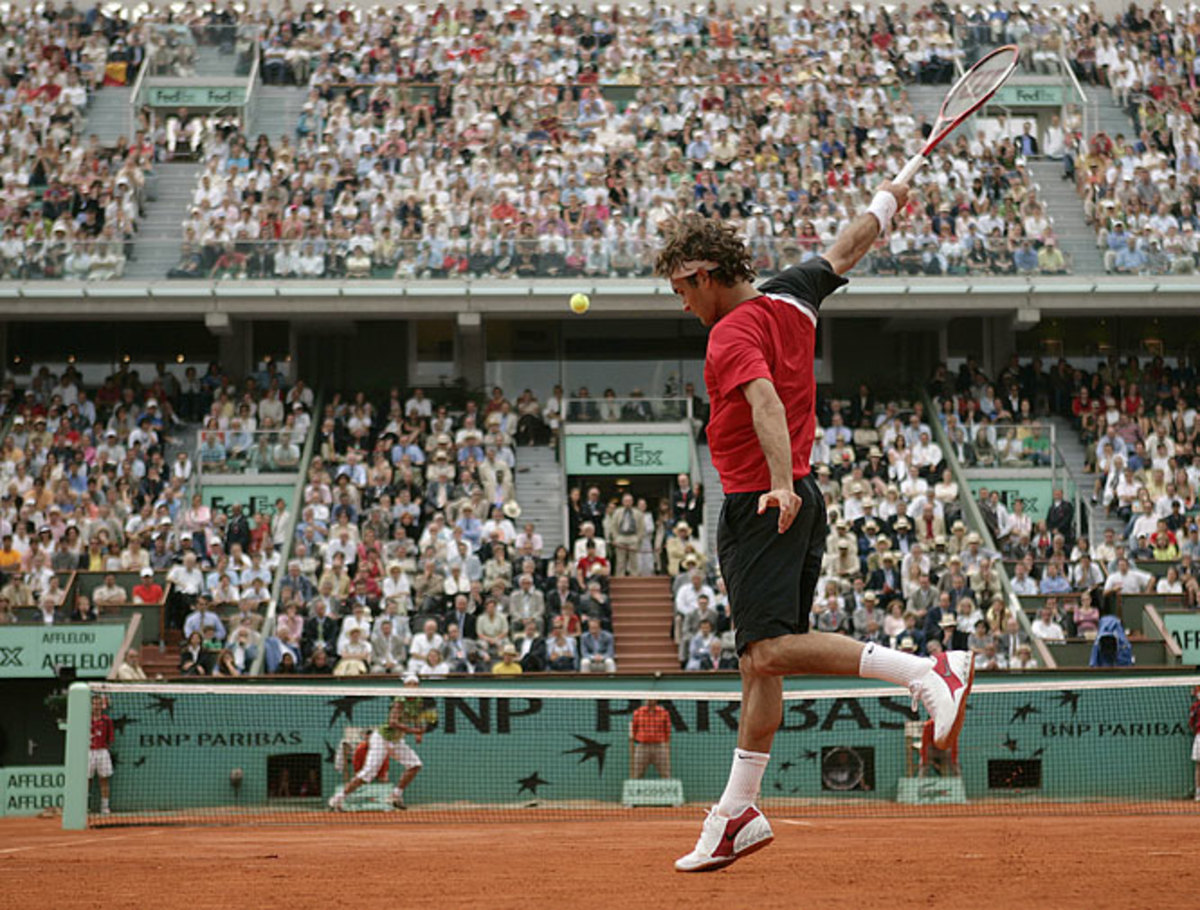Week 70, '05 French Open   May 30, 2005