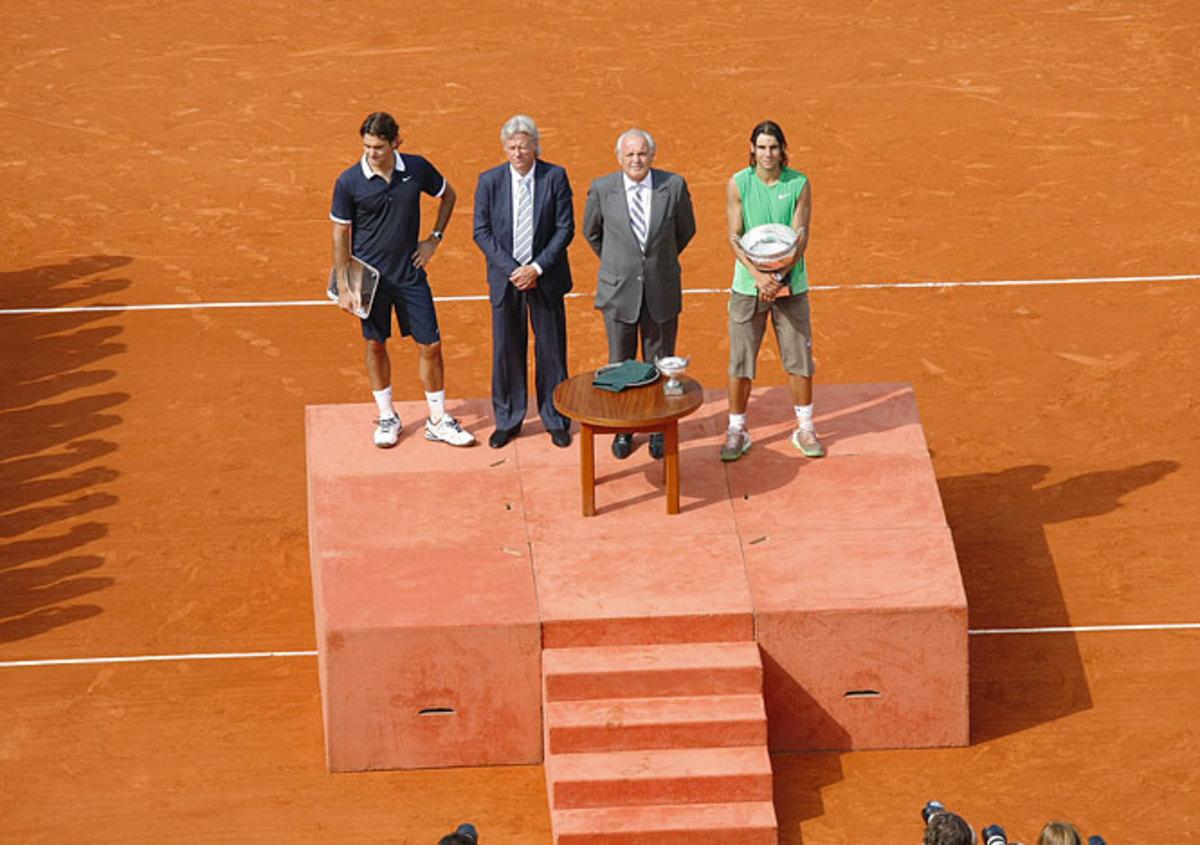 Week 227, '08 French Open   June 2, 2008