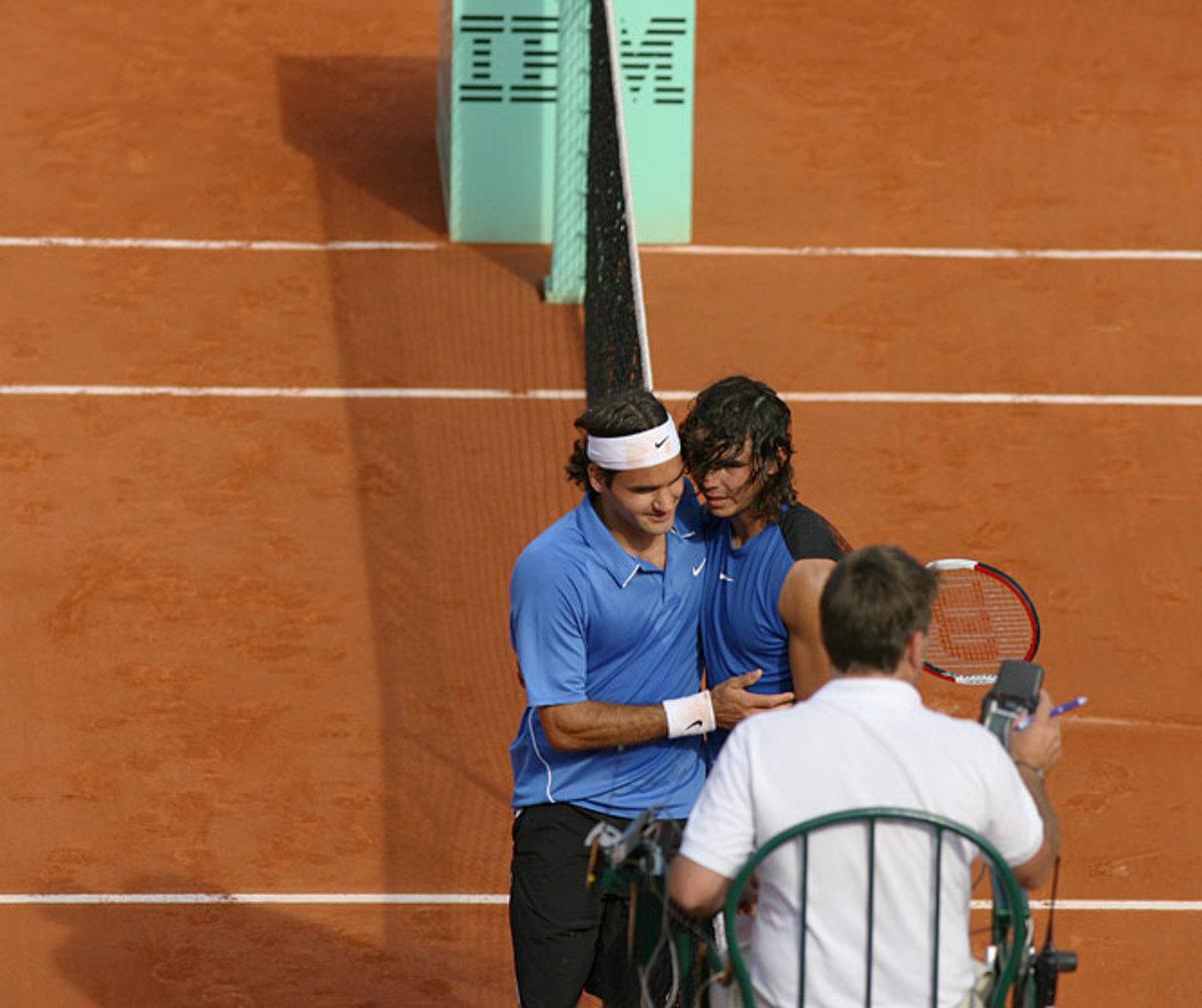 Week 123, '06 French Open   June 5, 2006