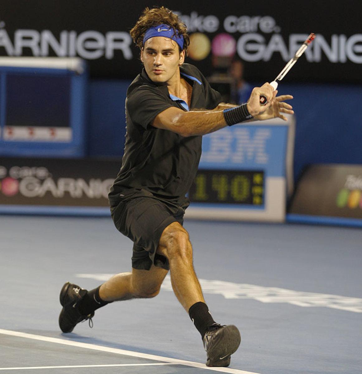 Week 208, '08 Australian Open   Jan. 21, 2008