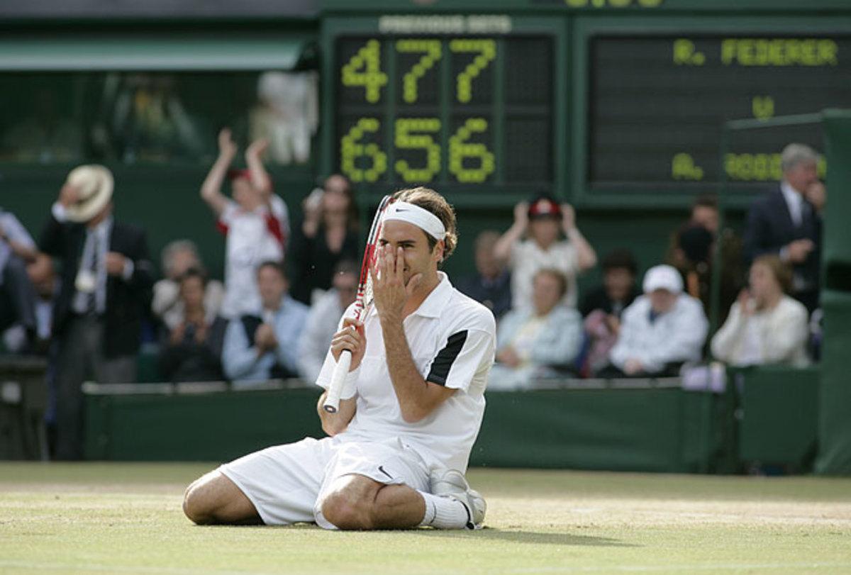 Week 22, '04 Wimbledon Championships   June 28, 2004