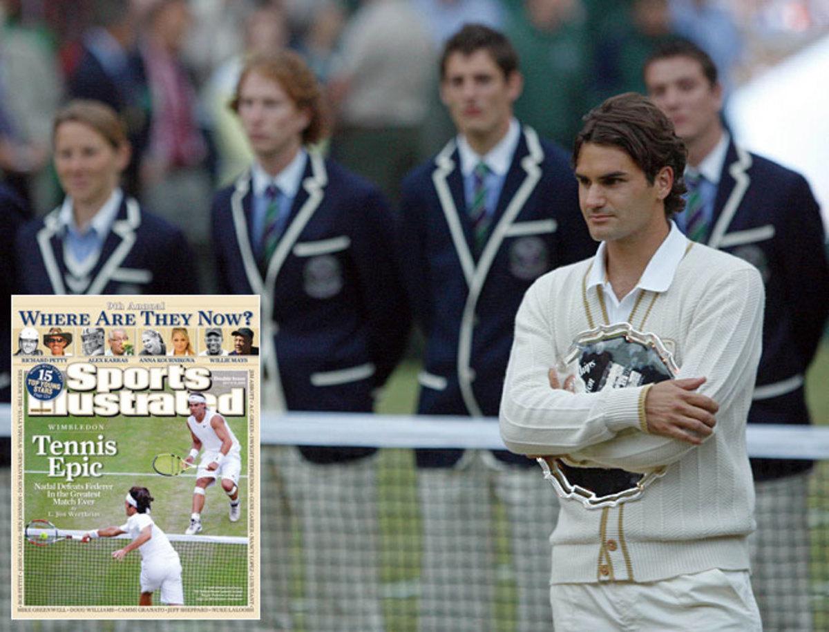 Week 231, '08 Wimbledon Championships   June 30, 2008