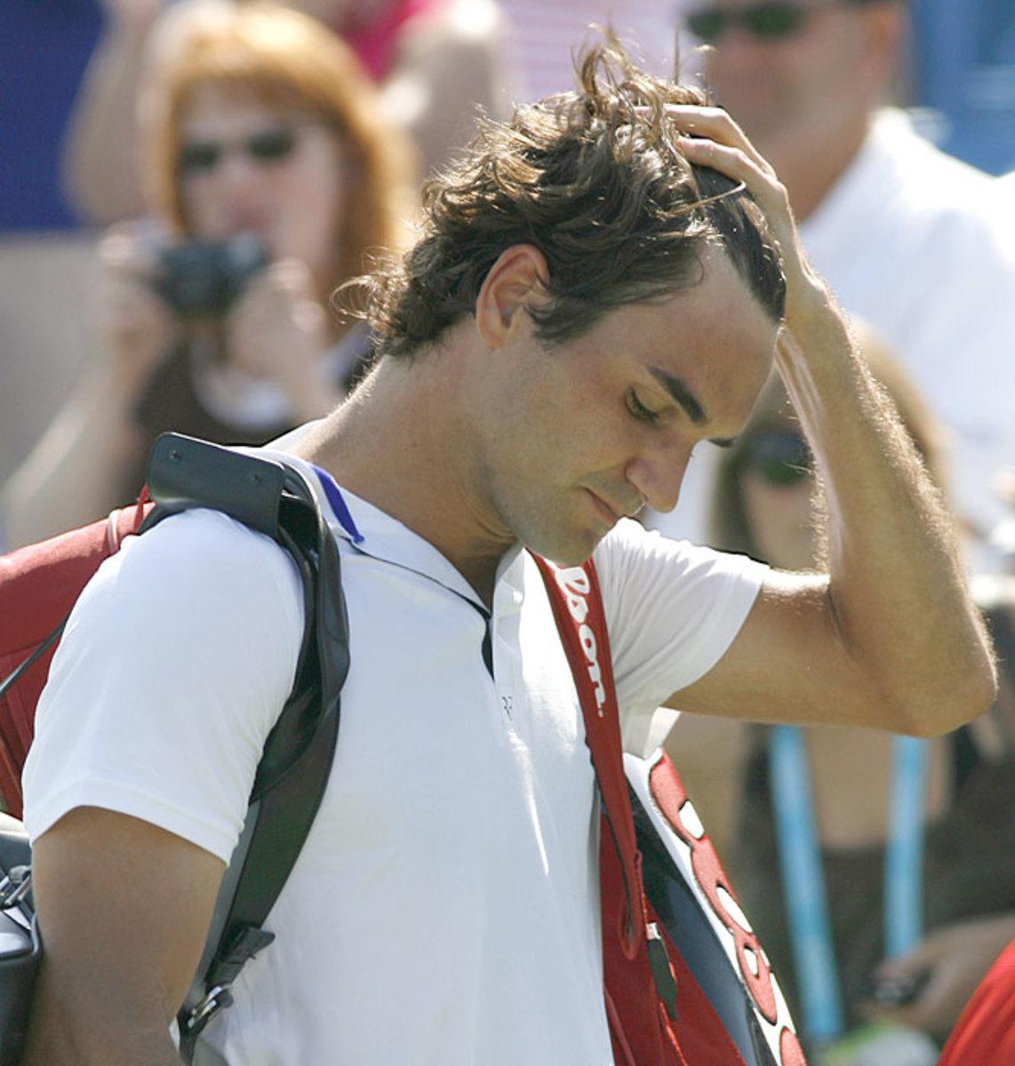 Week 235, '08 Cincinnati Masters   Week of July 28, 2008