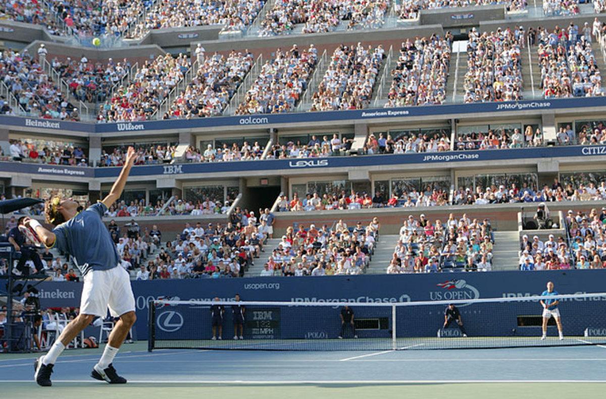 Week 84, '05 U.S. Open   Sept. 5, 2005