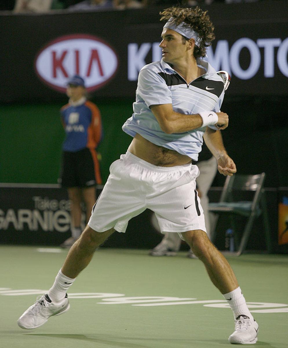 Week 157, '07 Australian Open   Jan. 29, 2007