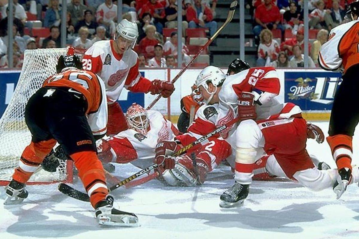 1997 Detroit Red Wings (16-4)