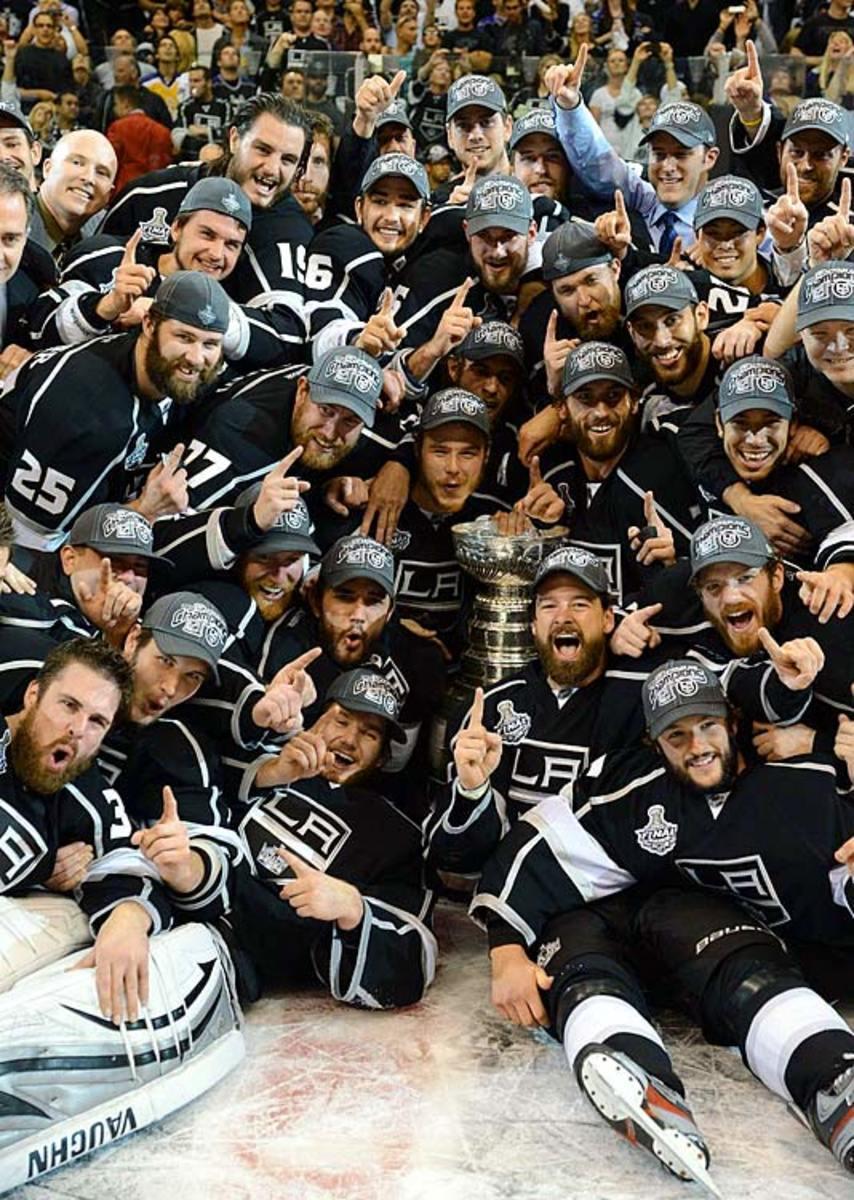 2012 Los Angeles Kings (16-4)