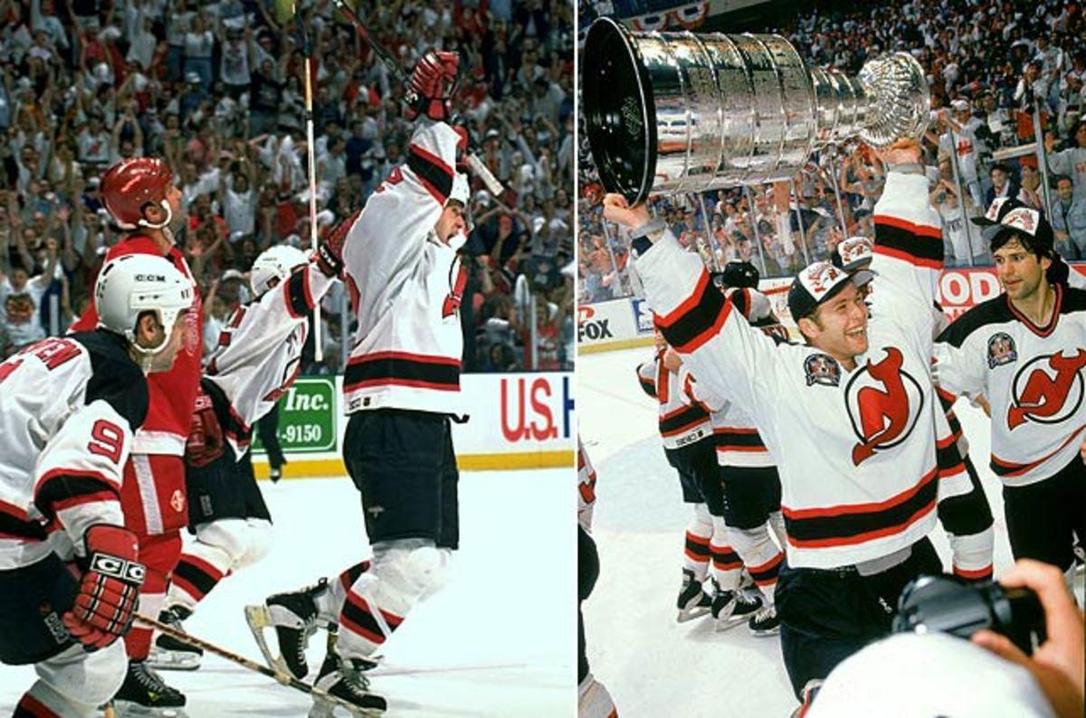 1995 New Jersey Devils (16-4)
