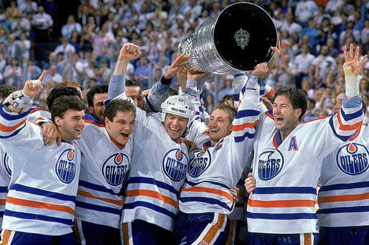 1988 Edmonton Oilers (16-2)