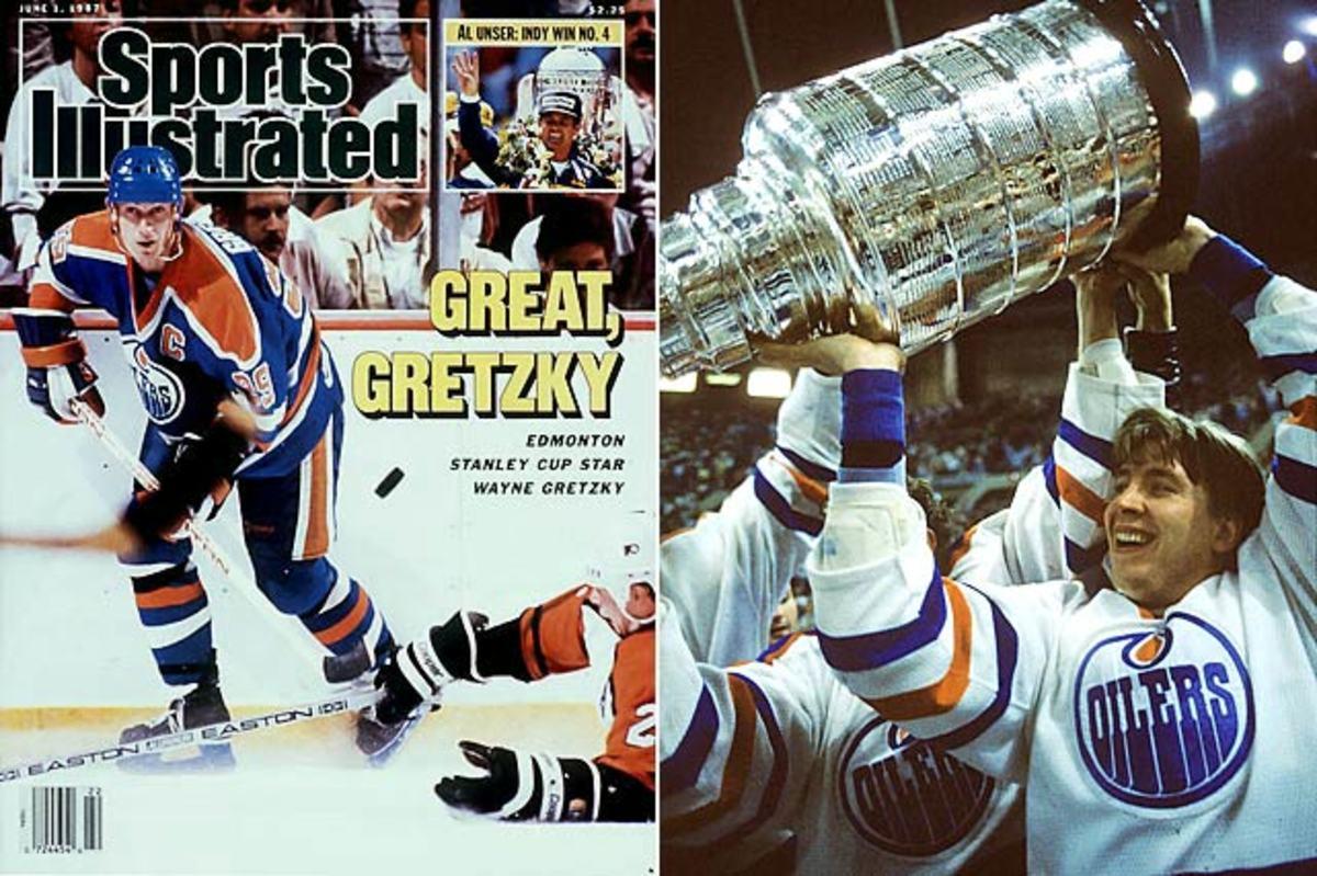 1987 Edmonton Oilers (16-5)