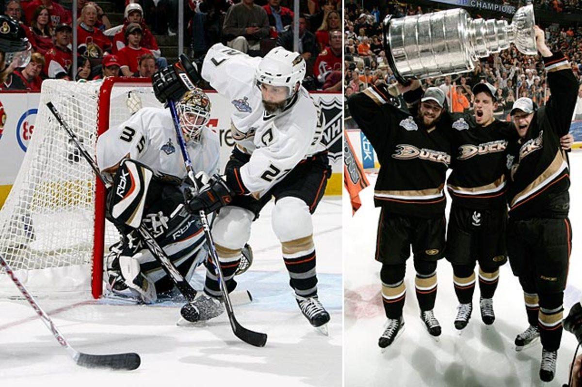 2007 Anaheim Ducks (16-5)