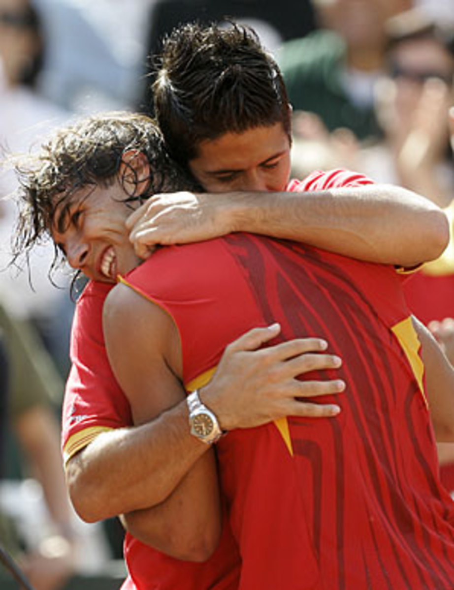 Rafael Nadal, Fernando Verdasco
