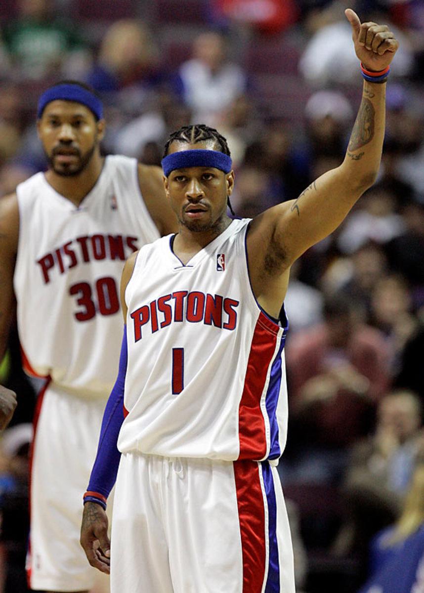 Pistons at Celtics | Thurs., Nov. 20., 8 p.m. ET (TNT)