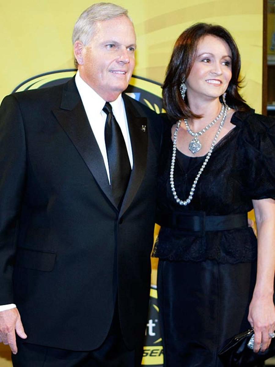 Rick and Linda Hendricks