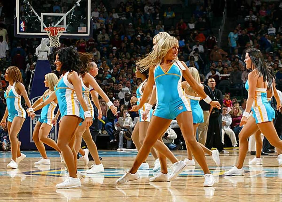 New Orleans/Oklahoma City Hornets