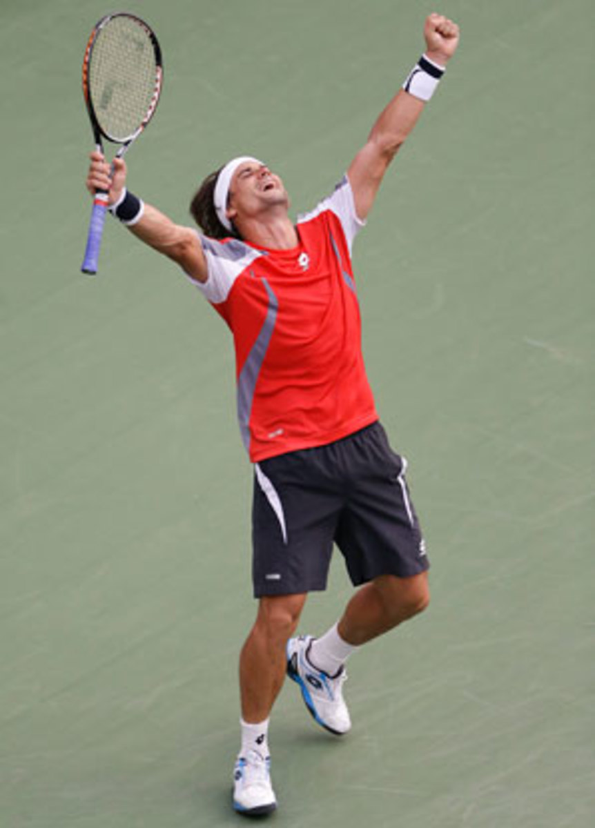 David Ferrer looks to add the first major of his career after already totaling five wins this year.