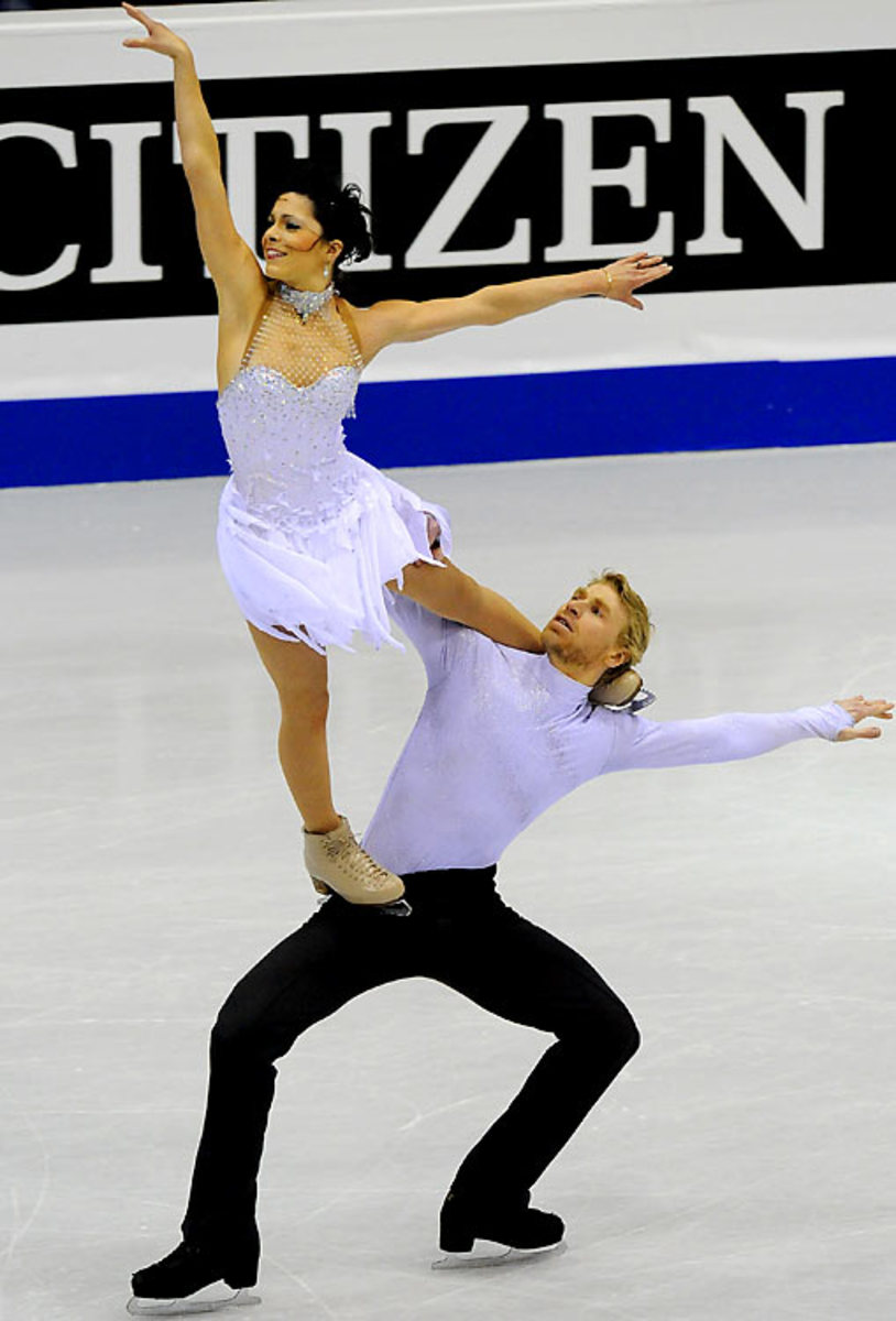 Isabelle Delobel and Olivier Schoenfelder