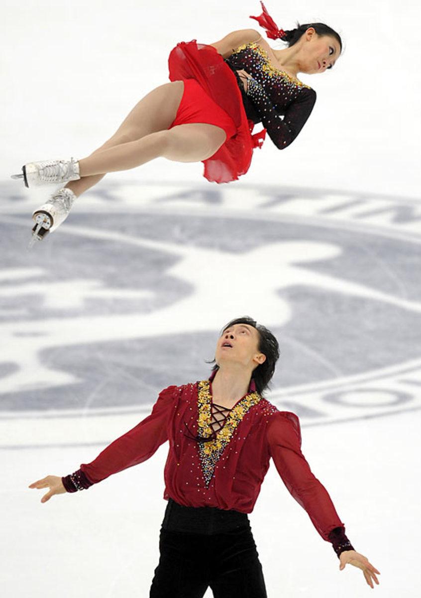 Pang Qing and Tong Jian