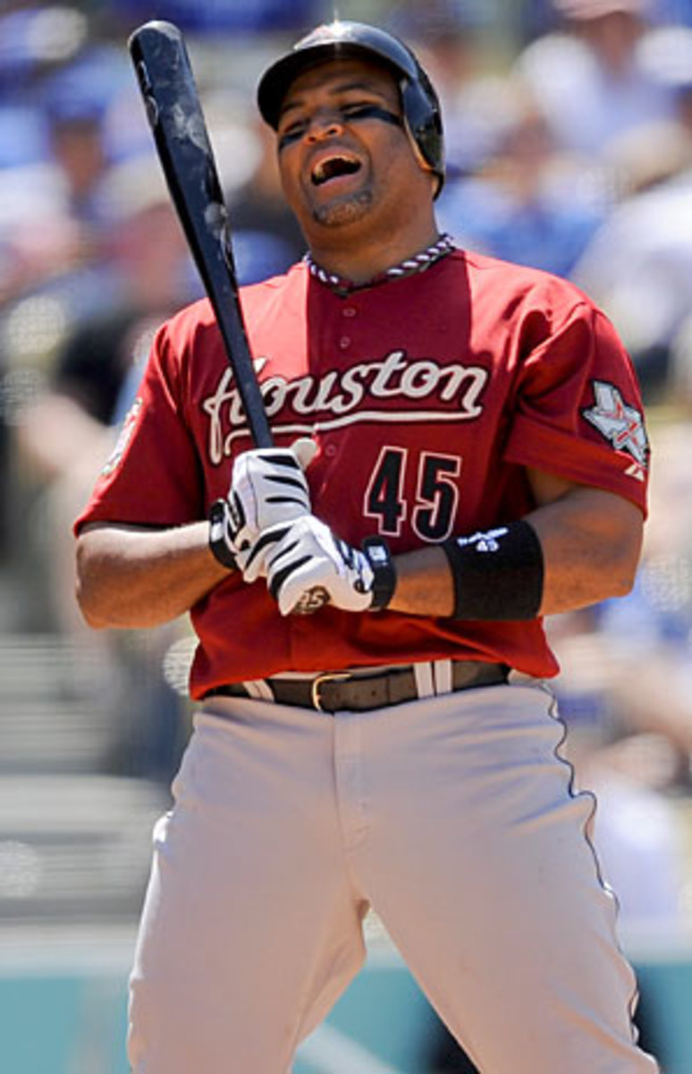 Carlos Lee trade won't be solution