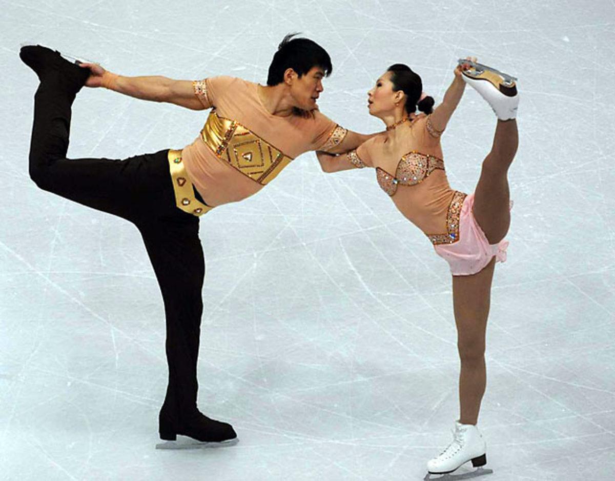 Zhang Dan and Zhang Hao