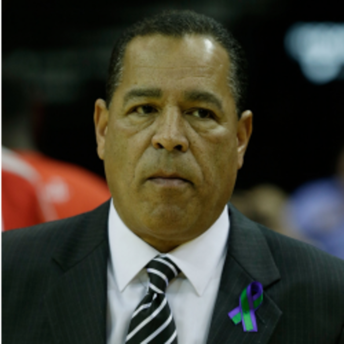 Rockets assistant Kelvin Sampson is reportedly a candidate for the Brooklyn Nets job. (Scott Halleran/Getty Images)